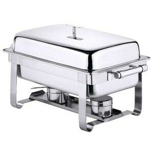 Chafing - Dish GN 1/1 CNS 18/10 mit 2 Brennbehältern Contacto