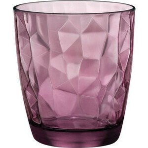 30,5 cl Whiskybecher Aqua Diamond Rock Purple
