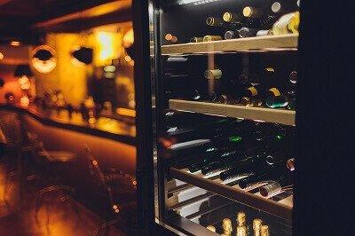 Gastro Weinkühlschrank