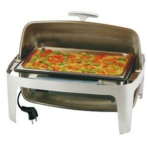 Rolltop-Chafing Dish -Elite- 67 x 47 cm, H: 45 cm 11 ltr. Assheuer & Pott