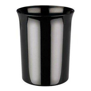 Tischrestebehälter Ø 11 cm 0,9 Polypropylen schwarz Assheuer & Pott