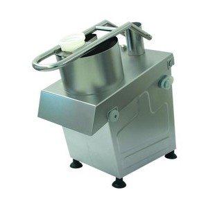 Gemüseschneider, Edelstahl, 100 - 450 kg 400 V / 0,60 kW Cookmax black