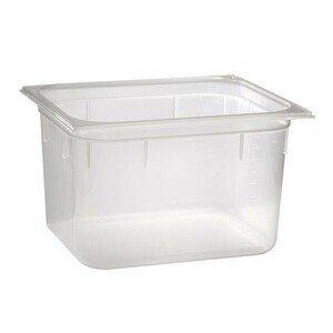 Behälter GN 1/2 Inhalt 8,9 ltr. 32,5x26,5 cm H:15 cm Polypropylen Assheuer & Pott