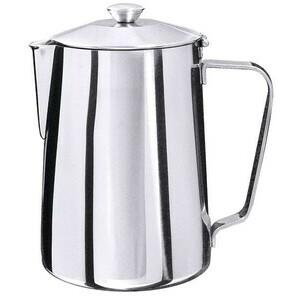 Kaffeekanne Rostfrei 1l mit Deckel Contacto