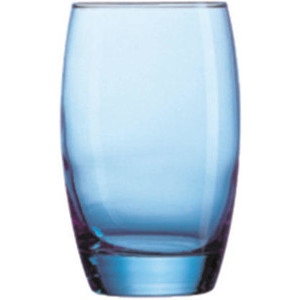 Longdrinkbecher 35cl Salto Ice Blue