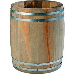 Tischbehälter Ø11,5cm H:14,0cm Landhaus Holz