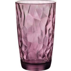 47 cl Longdrinkbecher Cooler Diamond Rock Purple