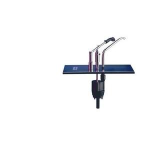 Dosierspender passend zu GN 1/2, H 15 o. 20 cm Cookmax black