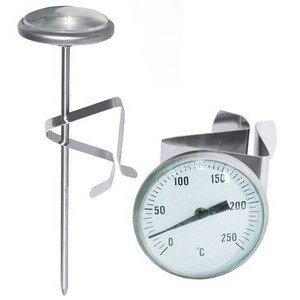 Fritteusenthermometer Contacto