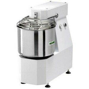 Teigkneter für 7kg / 10lt. 56 x 28 x 57/80 230 V / 0,37 kW Cookmax black