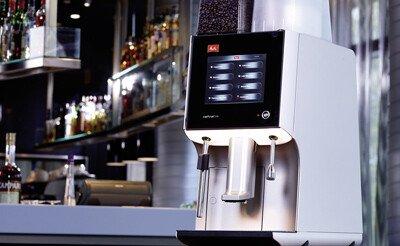 Kaffeevollautomaten für Gastronomie