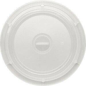 Cloche m.Griff milchig-transparent hoch Kunststoff-Deckel Bauscher