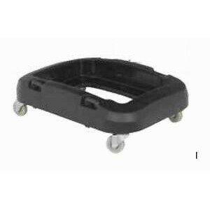 Fahrwagen Kunststoff für Behälter 861083 / 861084 Maße:330x475x150mm Cookmax black