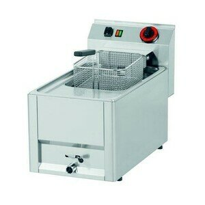 Elektro-Fritteuse Cookmax Serie 600 Cookmax black