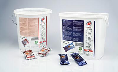 Verbrauchsmaterial für die Großküche