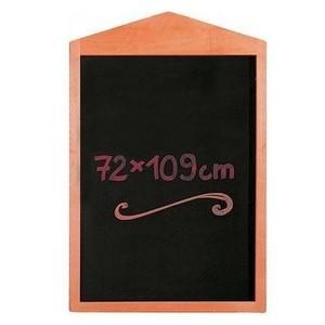 Angebotstafel Hartholz natur 72 x 109 cm