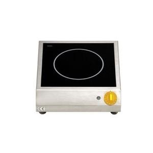 Strahlheizkörper-Kochfläche 3,0 kW Cookmax black