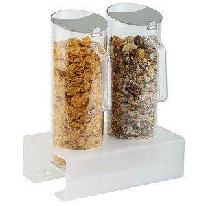 Cerealien-Bar 3-tlg. ca. 26 x 15,5 cm, Höhe 8 cm Assheuer & Pott