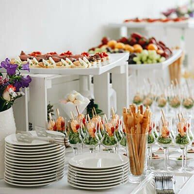 Serviergeschirr für Tisch- & Gastraum