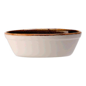 Form oval 21,5 x 14cm 1132 Craft Brown Steelite