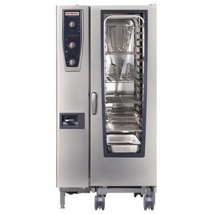 CombiMaster Plus Typ 201 Elektro 20 X 1/1 GN Rational
