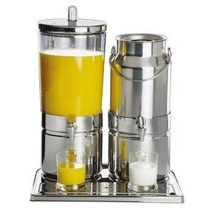 "Saft-/Milchdispenser ""TOP FRESH MIX"" Assheuer & Pott"