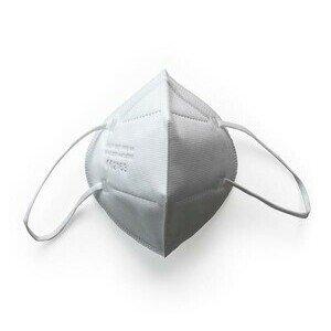 Maske FFP2-KN95 ohne Ventil Stück Salm