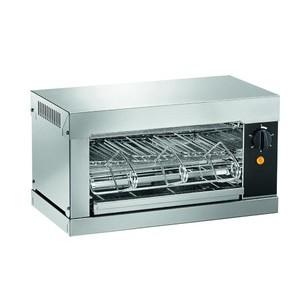 Toaster mit Timer, 1 Heizebene 440 x 240 x 250 230 V / 2,0 kW Cookmax orange