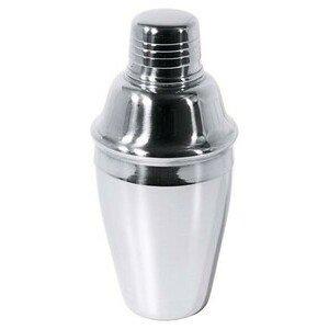 Cocktail-Shaker 0,25l Edelstahl gelänzend Contacto
