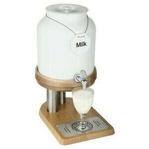 Ersatz-Milchkanne Porzellan Durchm.: 22cm Höhe: 26cm Assheuer & Pott
