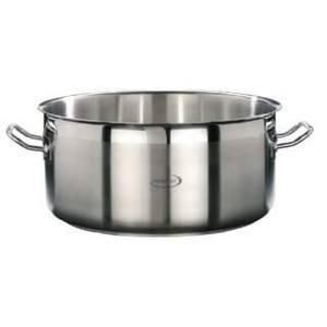 Bratentopf flach 2,8 Liter Cookmax