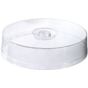 Flache Tortenhaube, klar 30 cm Contacto