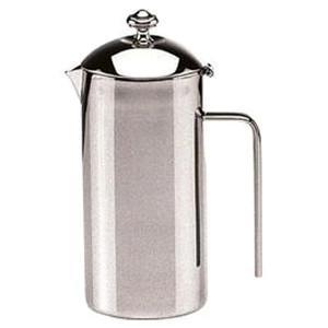 0,15ltr. Kaffeekanne 18/10 doppelwandig -Aktion- Hepp