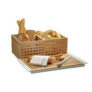 Brotschneidebrett f. Brotstation