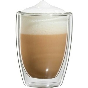 Cappuccino Glas Roma 0,2L bloomix