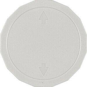 Kaffeekannen-Deckel grau Ø92 Kunststoff-Deckel Bauscher