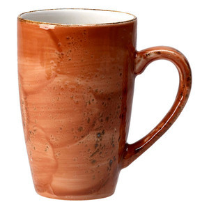 Becher m.H. 28,5cl Quench 1133 Craft Terracotta Steelite