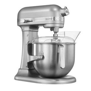 Küchenmaschine 1.3HP 500 Watt 5KSM7591X Heavy Duty Silber metallic KitchenAid