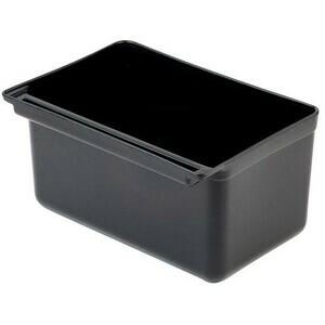 Container -L- schwarz 33 x 23 cm, H: 17,5 cm Assheuer & Pott
