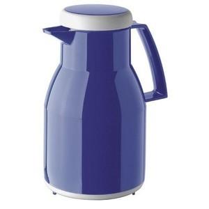 Isolierkanne 1l Wash blau Spülmaschinenfest Helios