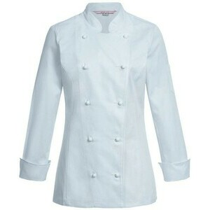 Damen-Kochjacke Gr.M weiss Cuisine Basic 100%CO Greiff since 1902
