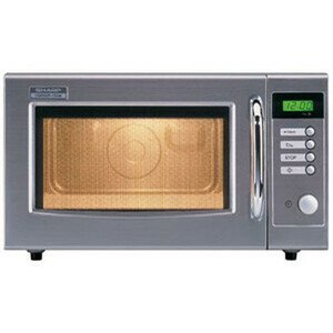 Mikrowelle Sharp Modell R-..AM Cookmax black