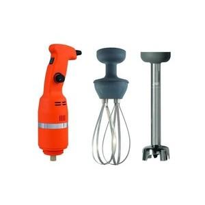 Handmixer m. 27 cm Mixstab u.Schneebesen Motor: Ø 75 x 285Mixstab: Ø 75 x 270Sch Cookmax orange