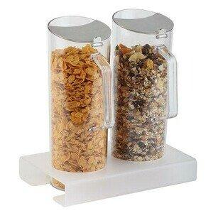 Cerealien-Bar 3-tlg. ca. 26 x 15,5 cm, Höhe 4 cm Assheuer & Pott