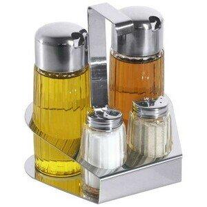 Menage Öl/Essig, Salz&Pfeffer Contacto