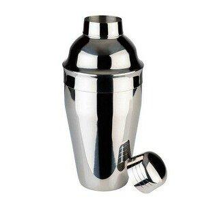 Shaker Edelstahl hochglanz 8,5 cm, H: 20 cm, 0,5 Liter Assheuer & Pott