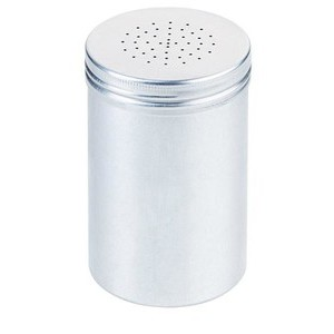 Gewürzstreuer, Aluminium Contacto