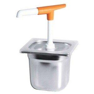Dispenser GN 1/6 mit Pumpe Contacto