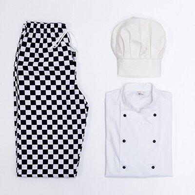 Berufsbekleidung für den Gastro-Bereich