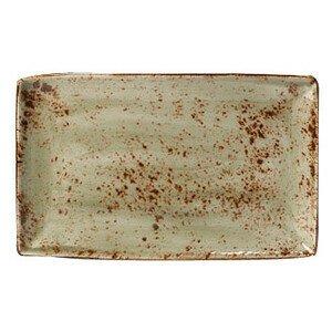 Platte 27x17 cm One 1131 Craft Green Steelite